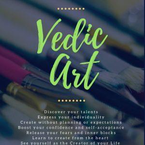 Vedic Art Ad English